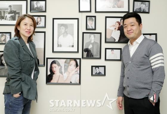 """박성혜 대표 """"키이스트 자체가 콘텐츠입니다""""(인터뷰①)"""