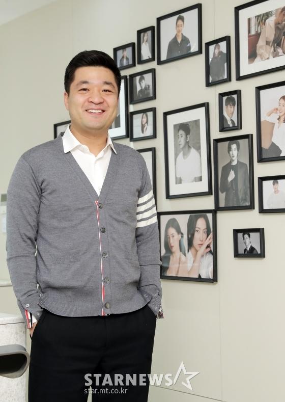"""키이스트 홍민기 부사장 """"김동욱 대상에 울컥했어요""""(인터뷰③)"""