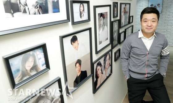 키이스트 홍민기 부사장(매니지먼트 부문 대표)/사진=김창현 기자