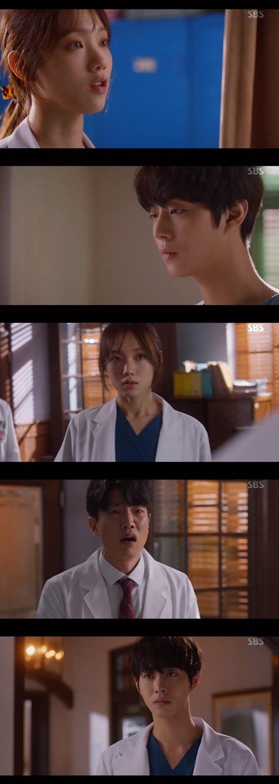 /사진= SBS 월화드라마 '낭만닥터 김사부 2' 방송화면 캡쳐.
