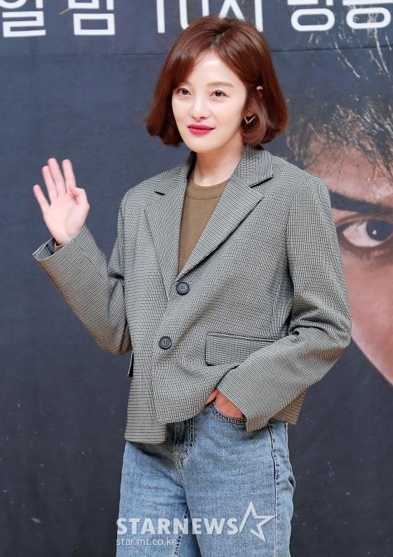배우 황보라 /사진=김창현 기자