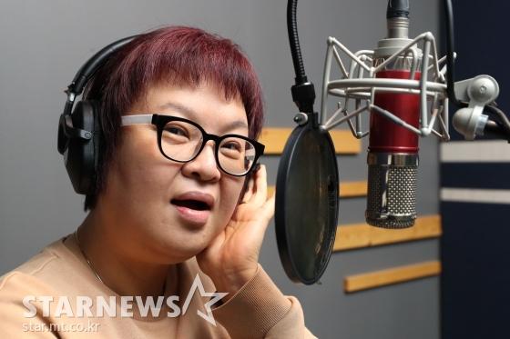 """김현아 """"유산슬 유재석, 노래 잘했다는 느낌""""(인터뷰③)"""