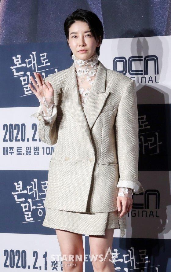 배우 진서연 / 사진=스타뉴스