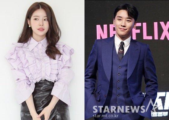 (왼쪽부터) 유혜원, 승리 /사진=샛별당엔터테인먼트, 스타뉴스