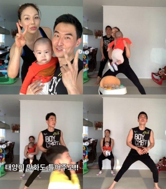 /사진=김인석 인스타그램