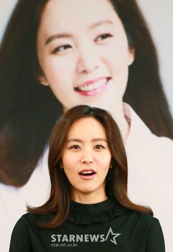 방송인 박지윤/사진=김창현 기자