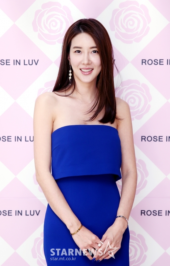 배우 장미인애/사진=홍봉진 기자
