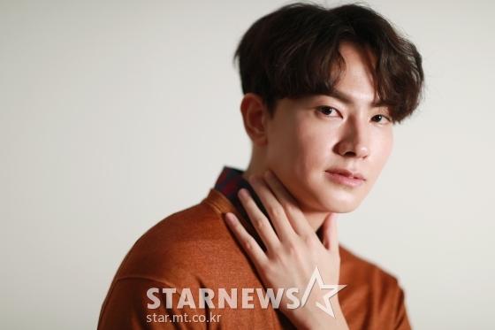 노광식 '''포레스트'로 첫 연기, 박해진 선배 도움이 컸다'' [★FULL인터뷰]