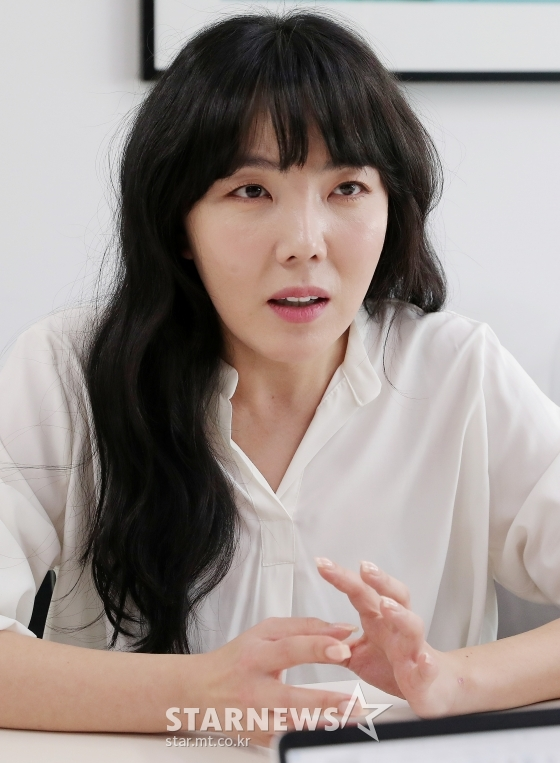 """윤슬기 스타일리스트 """"'프듀' 스쿨룩 101명 제작, 도전이었다""""(인터뷰②)"""