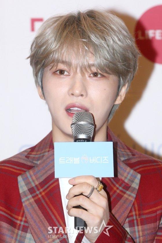 가수 JYJ 겸 배우 김재중 / 사진=스타뉴스