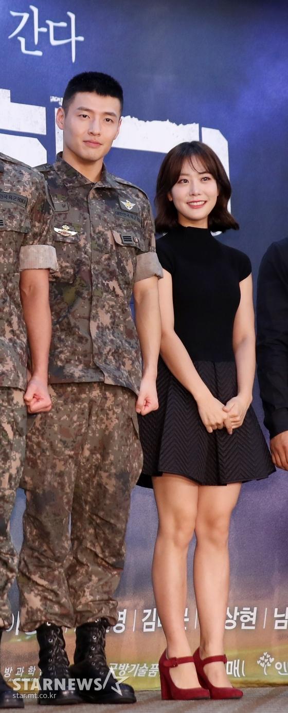 배우 강하늘, 이태은 /사진=스타뉴스