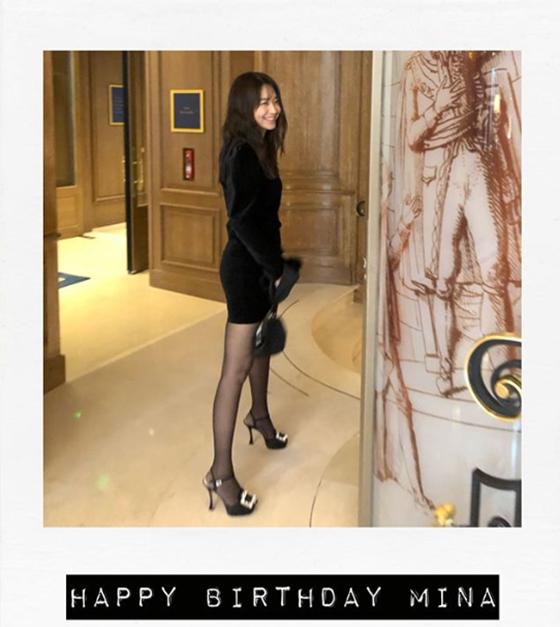 /사진=에이엠엔터테인먼트 공식 인스타그램