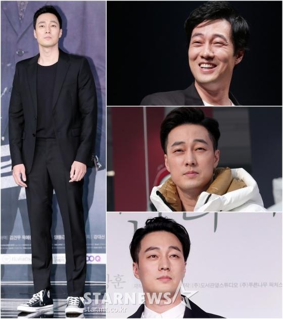 [★화보]'축 결혼' 17세 연하 조은정이 반한 '소간지' 소지섭