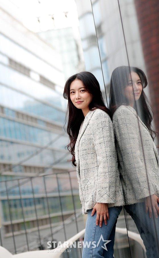 뮤지컬 배우 임혜영 /사진=김창현 기자