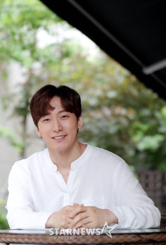 뮤지컬 배우 진태화 /사진=김창현 기자