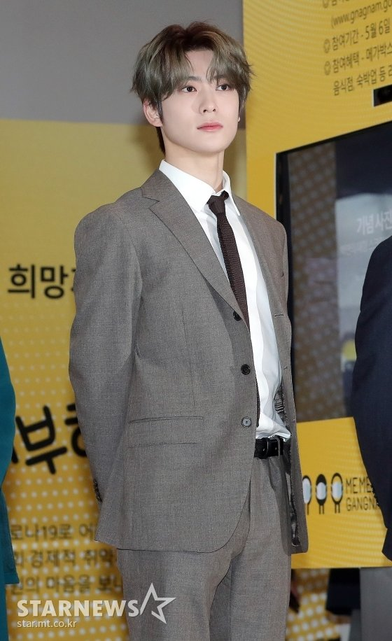 NCT 127 멤버 재현 /사진=김창현 기자
