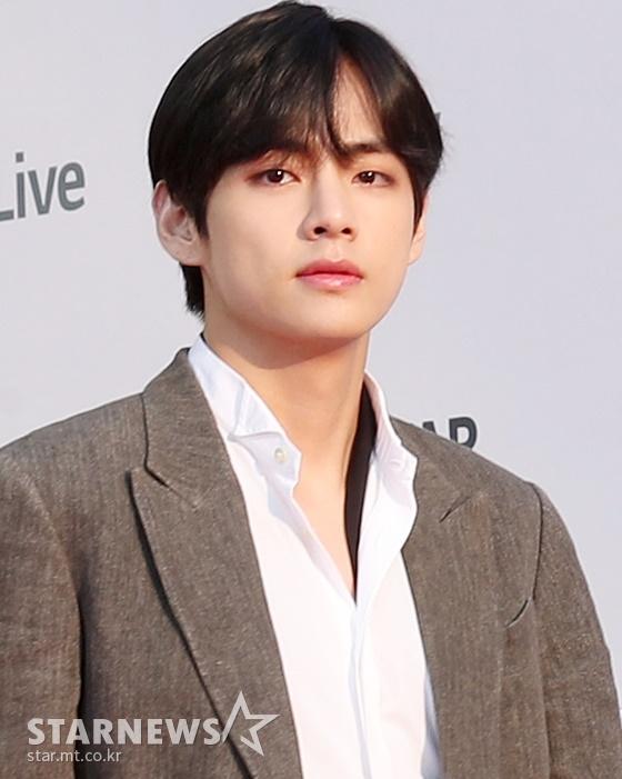 방탄소년단(BTS) 뷔 /사진=스타뉴스