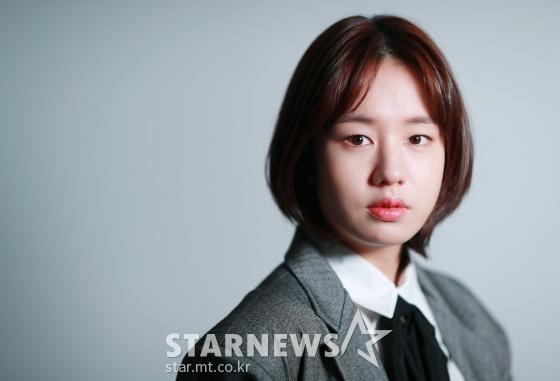 드라마 '슬기로운 의사생활' 배우 안은진 인터뷰 /사진=이동훈 기자
