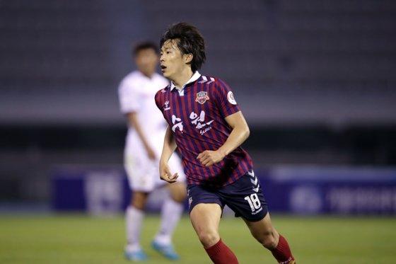 마사. /사진=한국프로축구연맹 제공