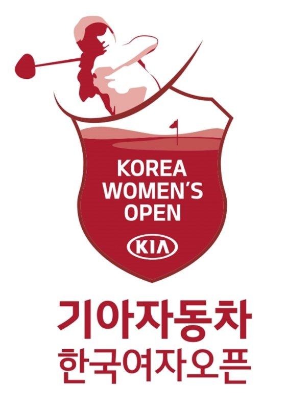 한국여자오픈 대회 로고./사진=KGA