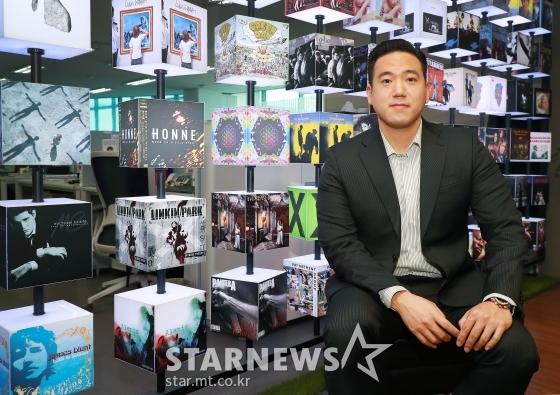 """워너뮤직코리아 진승영 대표 """"제이미 영입, 본격 글로벌 활동 시작""""(인터뷰①)"""
