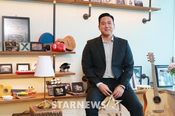 """진승영 대표 """"제이미 색깔 존중..워너 뮤직과 시너지 좋아""""(인터뷰③)"""