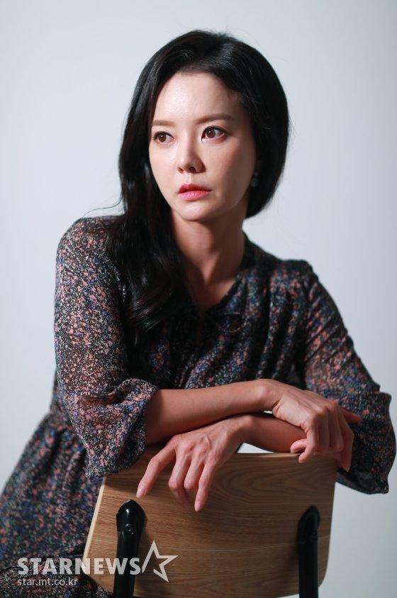 배우 최은주 인터뷰 / 사진=이동훈 기자 photoguy@ 2020.06.24