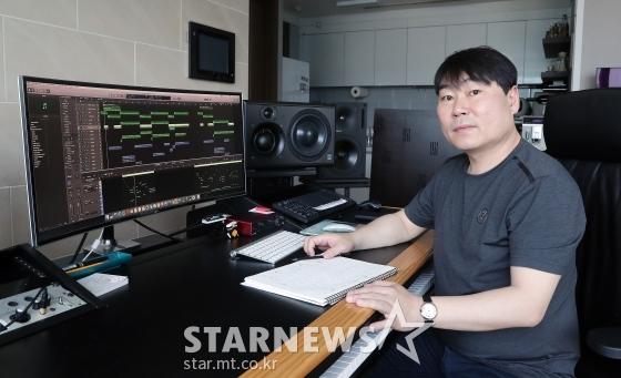 'OST 미다스 손' 엄기엽 음악감독, '선덕여왕'부터 '또 오해영'까지(인터뷰①)