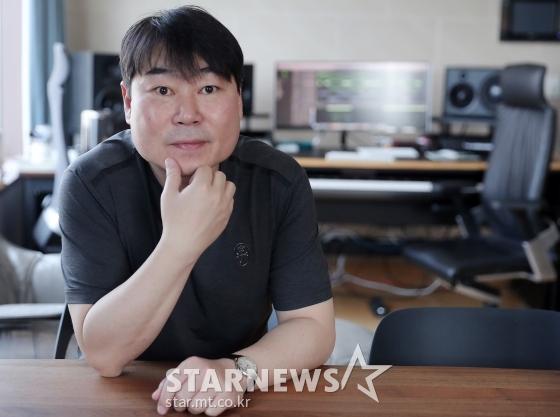 """엄기엽 음악감독 """"로코 장인? 송현욱 PD 덕분""""(인터뷰②)"""