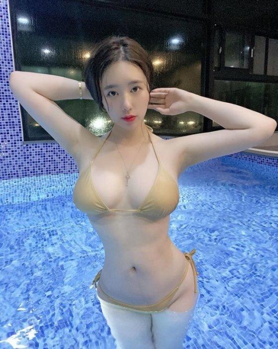 모델 겸 BJ 김빛나라. /사진=김빛나라 인스타그램