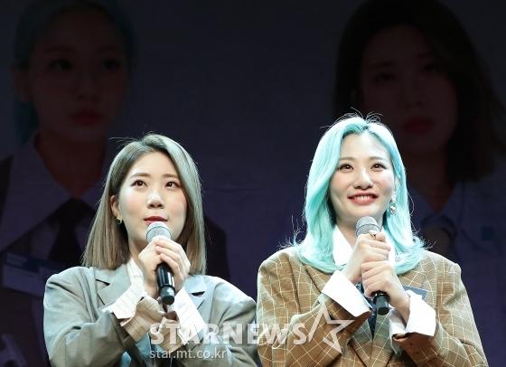 우지윤 ''안지영이 빨리 헤어지고 싶어했다'' 불화설 심경[전문]