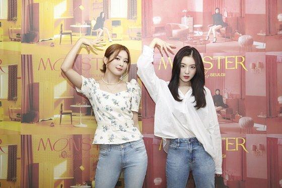 아이린&슬기 /사진제공=SM엔터테인먼트