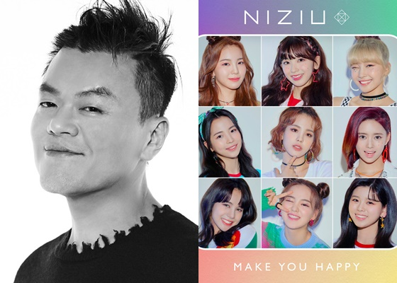 니쥬(NiziU), 박진영의 영리한 한수