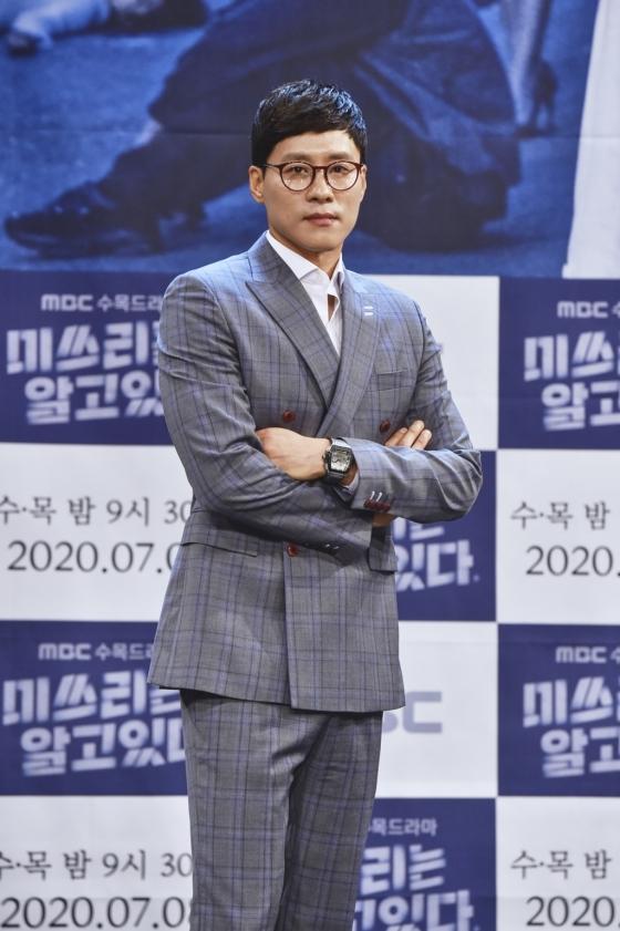 '미쓰리' 우지원, 농구선수→배우 변신 ''시즌2 기대''