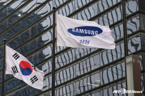 삼성 로고. /사진=AFPBBNews=뉴스1