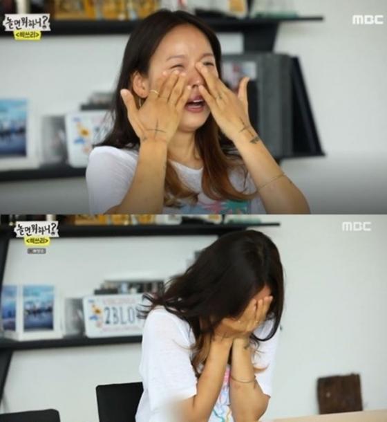가수 이효리 /사진=MBC 예능프로그램 '놀면 뭐하니' 방송화면 캡처