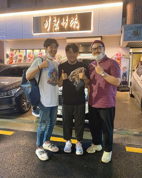 /사진=김호중 인스타그램