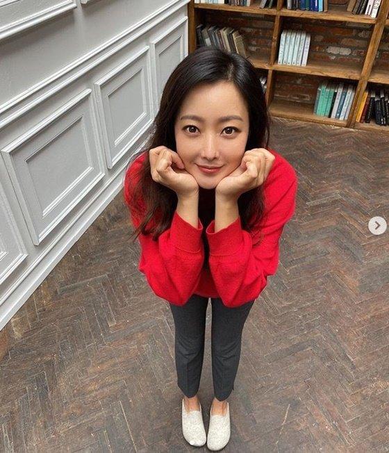 /사진=김희선 인스타그램