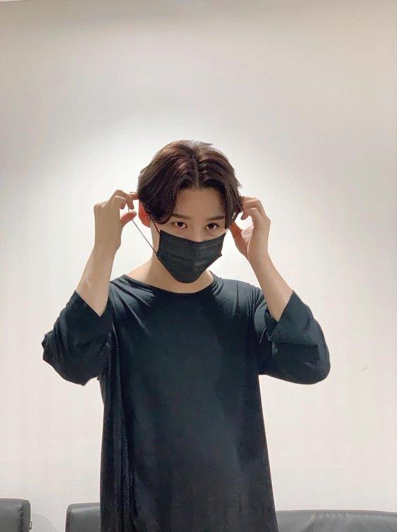 김준수 /사진=씨제스엔터테인먼트 공식 인스타그램