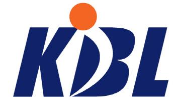 KBL 로고.