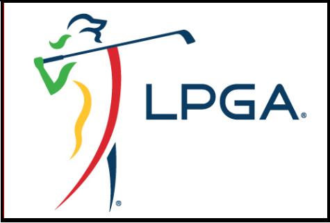 LPGA 로고.