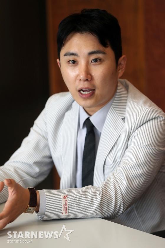 """홍동명 대표 """"산이 페미 이슈? 여러 성향 존중""""(인터뷰③)"""