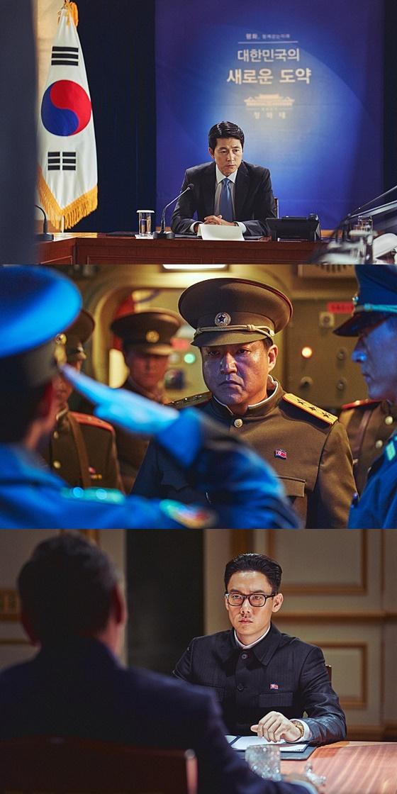 /사진=영화 '강철비2: 정상회담' 스틸