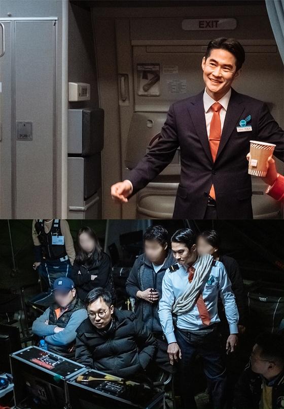 /사진=영화 '오케이 마담' 배정남 스틸