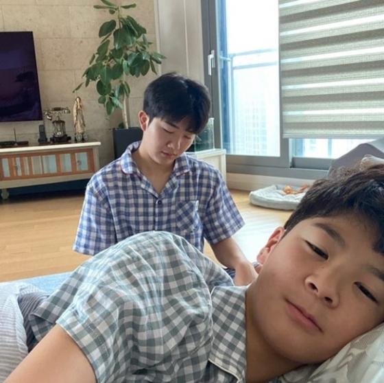 /사진= 가수 정동원 인스타그램
