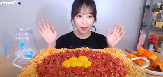 /사진=쯔양 유튜브 채널
