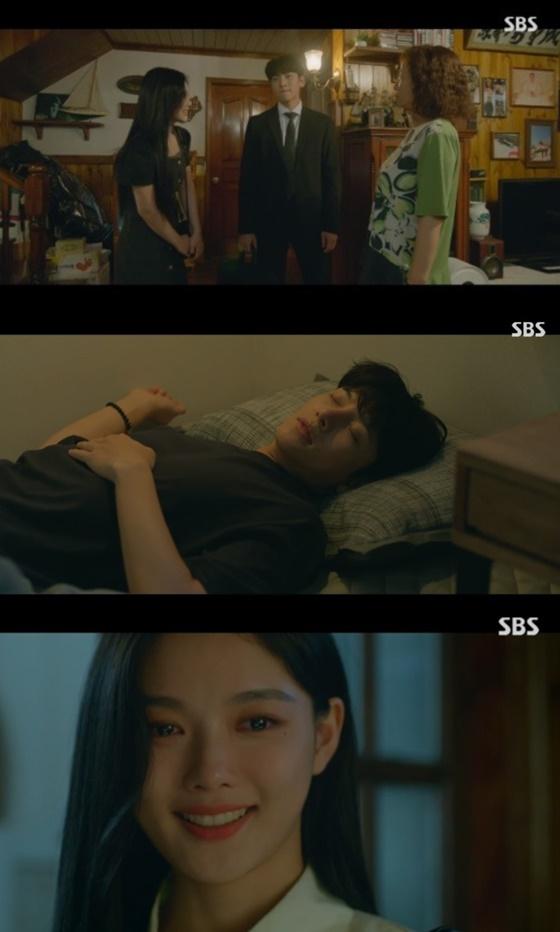 /사진= SBS 드라마 '편의점 샛별이' 방송 화면