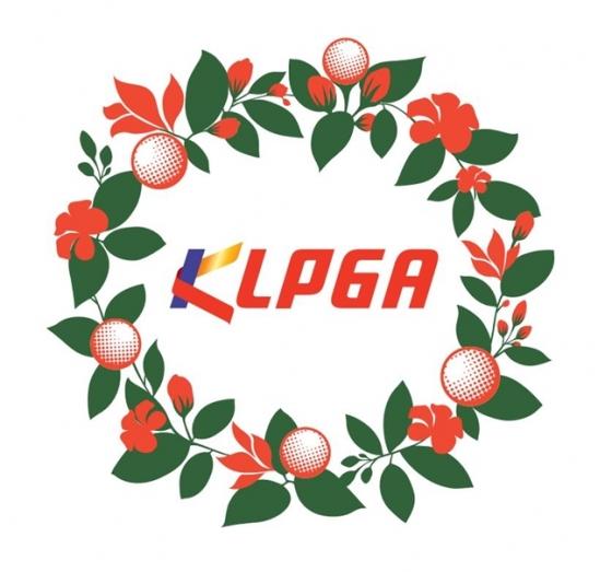 KLPGA CI./사진=KLPGA