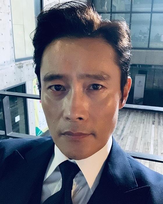 이병헌 /사진=이병헌 인스타그램