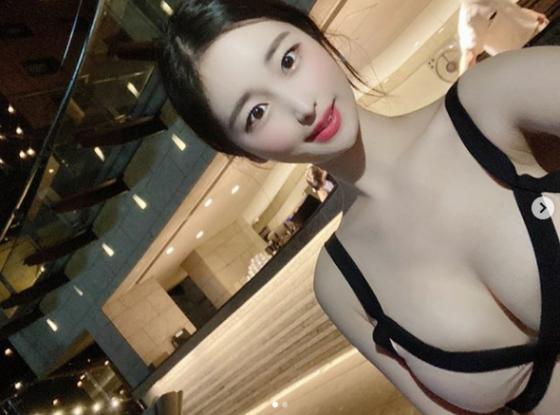 김나정 아나운서. /사진=김나정 아나운서 인스타그램